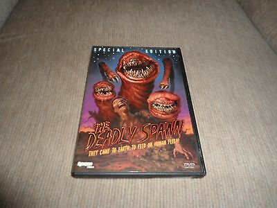 The Deadly Spawn (Special Edition) (1983) [1 Disc Region: 1 NTSC DVD]