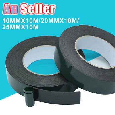 Plate Mirro Double Sided Foam Tape Waterproof Adhesive Car Trim Strong
