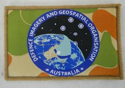 Defence Imagery and Geospatial Organisation Australia  Patch RARE