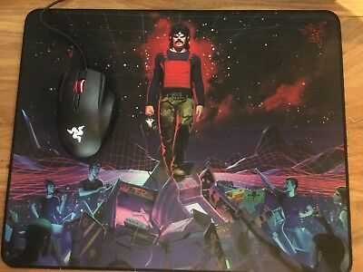 Razer Goliathus Dr Disrespect - The Doc Exclusive Mouse Pad Gaming Edition