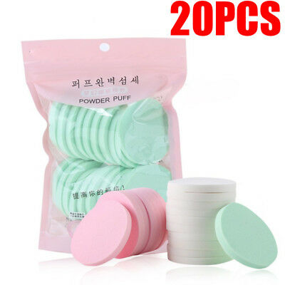 Beauty Accessories Foundation Makeup Sponges Sponge Makeup Sponge Round Tools