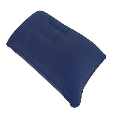 2Pcs Inflatable Seat Cushion Travel Pillow Sleep Sleeping Head Support In C T3E7