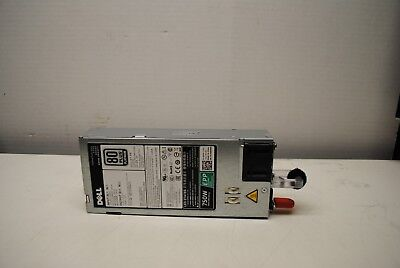 Dell Power Supply G6W6K R730 R730xd R630 T430 T630 750W EPP