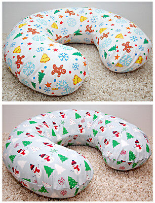 Cover For Multipurpose Breast Feeding Matern​ity Pillow  Baby Support Nursing