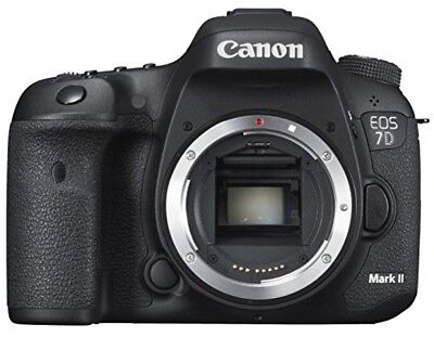 Canon EOS 7D Mark II 20.2MP Digital SLR Camera (Body) Japan Domestic Version F/S