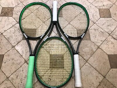 Up to 9 Prince Textreme Tour 100p Tennis Racquets Rackets 4 3/8""