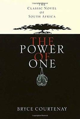 The Power of One: A Novel by Courtenay, Bryce