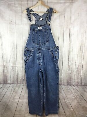 9a102f43588764 Men's Vintage 90s Polo Ralph Lauren Jeans Co. Blue Bib Jean Denim Overalls  Sz L