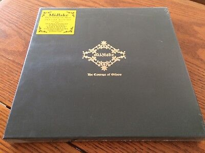 Midlake The Courage of Others Deluxe Limited Box 45 RPM Vinyl 2CD DVD SEALED