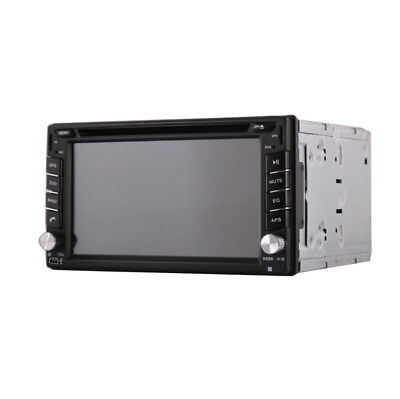 6.2''Car GPS Nav Double 2Din Android Bluetooth Stereo MP5 Player USB FM Radio CD