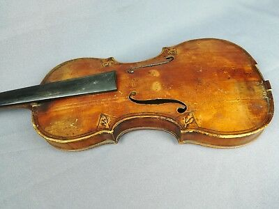 VERY OLD FINE And RARE Authentic VIOLIN! TRÈS BEL ET TRÈS ANCIEN VIOLON !