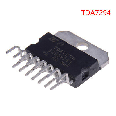 1Pcs audio amplifier IC ST ZIP-15 TDA7294 TDA7294V  GF