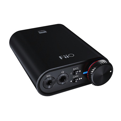 FiiO K3 Type-C USB DAC Headphone Amp