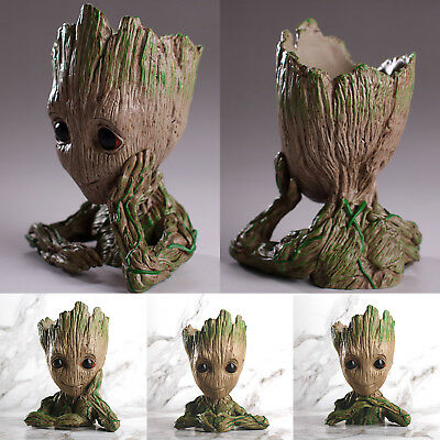Guardians Of The Galaxy Vol. 2 Baby Groot Figur Blumentopf Stift Weihnachten Toy