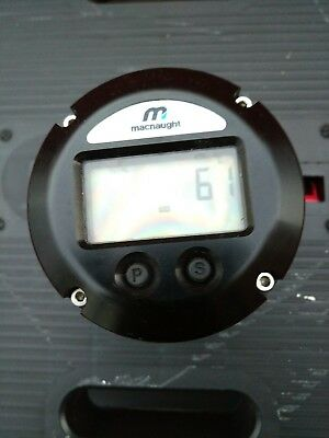 "1"" BSP, Macnaught Digital PPS Gear Flowmeter"