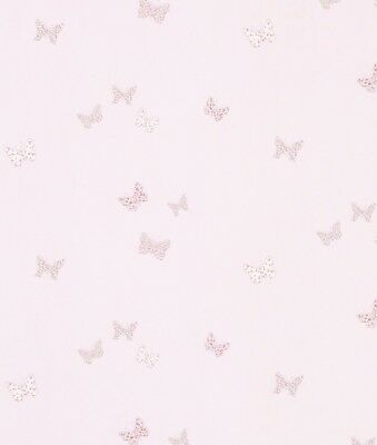 Home & Garden Made To Measure Laura Ashley Bella Butterfly Lilac Roman Blind.