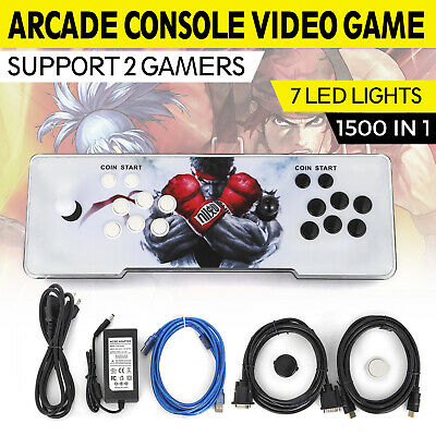 1500 In 1 Pandora Box 9S Double Stick Arcade Console Joystick Video Game Gifts