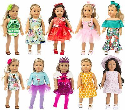 24 Barbie Dolls Toy Girls Gift Large Happy Face Soft Bodied Childrens Play Set