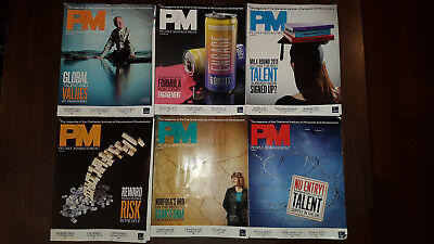 CIPD People Management HR Professional Monthly Journal Magazine x 63 Editions