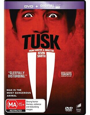 Tusk with Digital Download DVD Region 4 NEW