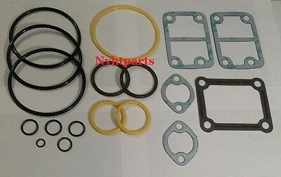 7X7954 7X-7954 Oil Cooler & Lines Gasket Kit for Caterpillar 3406B 245B 7W2164