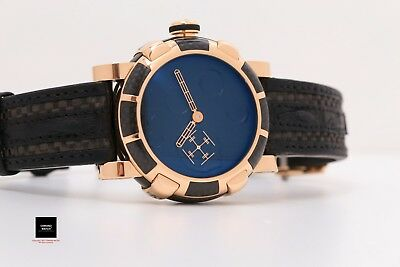 ROMAIN JEROME Moon Dust DNA 18k Rose Gold Limited Edition MB.F2.22BB.00