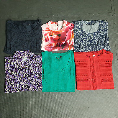 Womens Clothing Bundle Size 8 Job Lot Wholesale Mixed Ladies Clothes 6 Items