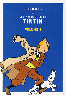 The Adventures of Tintin: Volume 1 [DVD] New and Factory Sealed!!