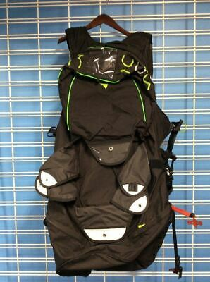 Supair Access Back Sellette/Harness Size Large NWT Black Paragliding READ