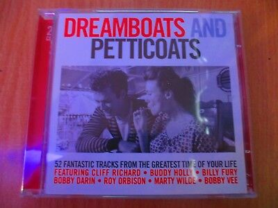 Various Artists - Dreamboats And Petticoats CD ALBUM EXCELLENT CONDITION