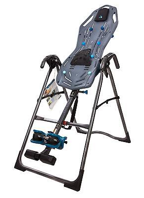 Brand New!! Teeter FitSpine X1 Inversion Table - X1 - with Back Pain Relief DVD