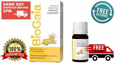 BioGaia Protectis Probiotic drops for baby colic 5ml