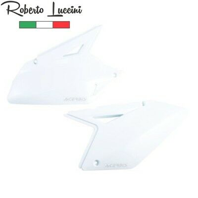 Suzuki Seitenteile side panels RMZ 250; 2007-2009 Acerbis Made in Italy