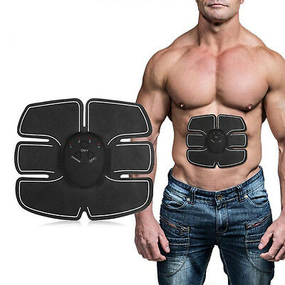 Ultimate ABS Simulator EMS Training Body Abdominal Muscle Exerciser AB & Arms