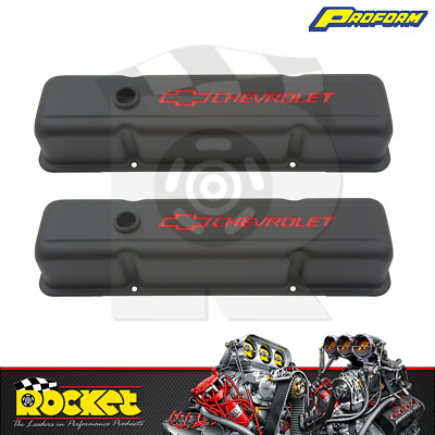 BREATHER PAIR SMALL BLOCK CHEV TALL NOSTALGIA FINNED ALLOY ROCKER COVERS