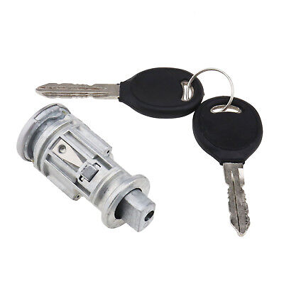 UE Ignition Key Switch Lock Cylinder Set For Chrysler Dodge Jeep Plymouth