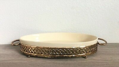Mid-Mod Gold Tray & Tableware, T.G. Green Ltd. Church Gresley Oven to Tableware