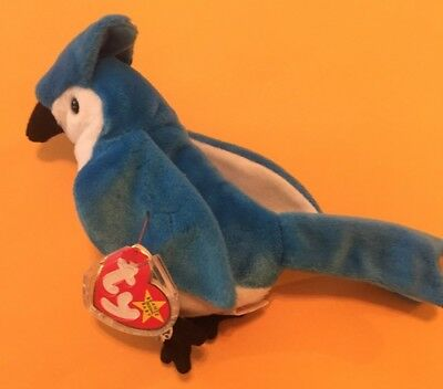 Ty Beanie Baby~ROCKET~Retired~Mint Condition