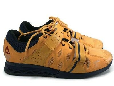 304156fd0650 REEBOK MENS CROSSFIT LIFTER PLUS 2.0 Men s Size 11 Weight Lifting Athletic  Shoes