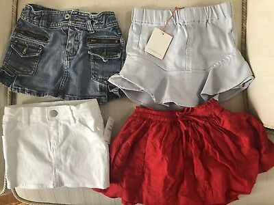 Girls Skirts - Witchery, Seed, Country Road, Next- Size 2