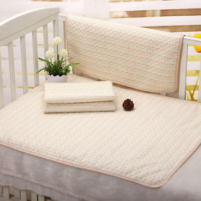 Waterproof Cotton Layer Baby Changing Mat Changing Urine Pad Bed Sheet Diaper