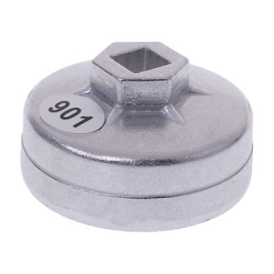 65mm 14 Flutes Cap Oil Filter Wrench Car Socket Remover Tool