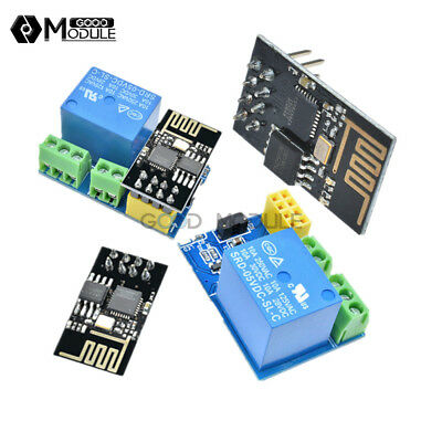 5V WiFi Relay ESP8266 Module Smart Home Phone Remote Control Switch ESP-01 APP