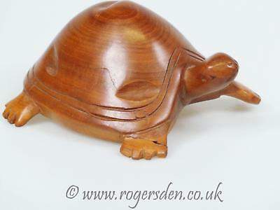 Treen   Truned Turtle or Tortoise
