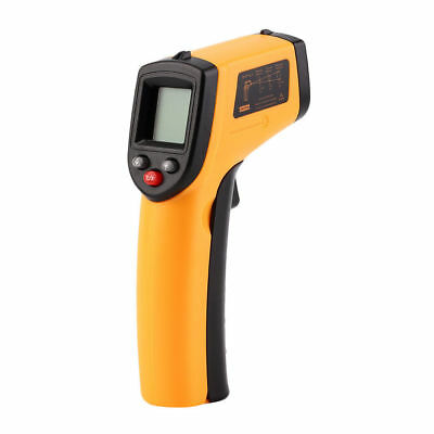 Handheld Gun Digital LCD Temperature Thermometer Laser Non-Contact IR Infrared K