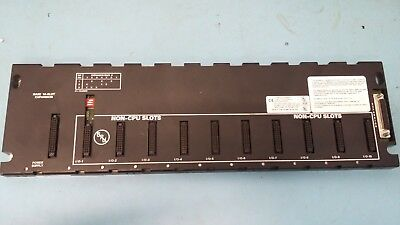 GE Fanuc IC693CHS392H Rack Chassis Base 10-Slot Expansion