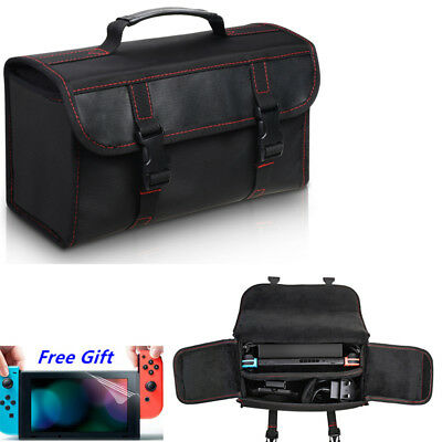 Travel Storage Case Protective Messenger Bag For Nintendo Switch NS Accessories