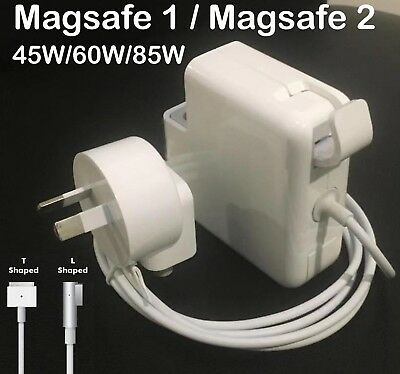 60W 85W 45W AC Power Adapter Magsafe 1 2 charger for Apple MacBook Pro 13 15 17""