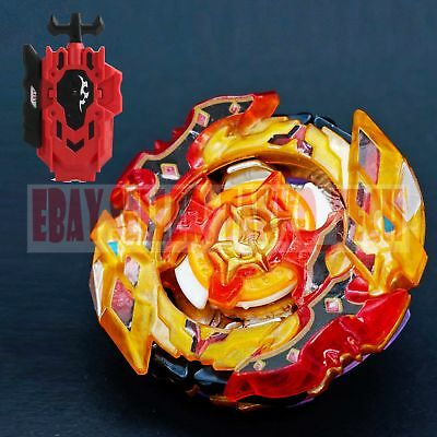 CHO Z SPRIGGAN Beyblade BURST B-128 01+Red String LR Launcher B-88 TOY