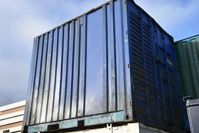 10' x 8' Shipping Container with vented door